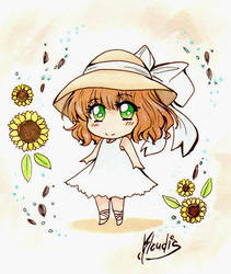 Sweet Summer by Klaudia-Ayame