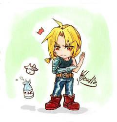 I HATE milk__FMA by Klaudia-Ayame