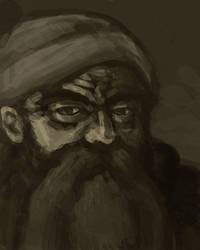 Dwarf Fortress Labourer by leeoconnor