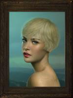 Venus portrait by AURORY