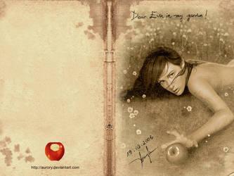 EVA WALLPAPER by AURORY