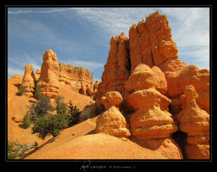 Red Canyon by Crooty