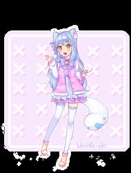 [OC] Momoe again by Umika-chi
