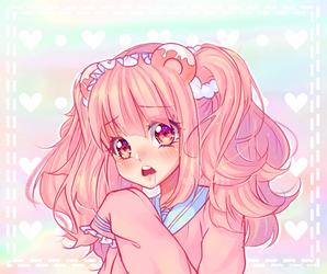 [Commission] E-Eeeeeh?! by Umika-chi