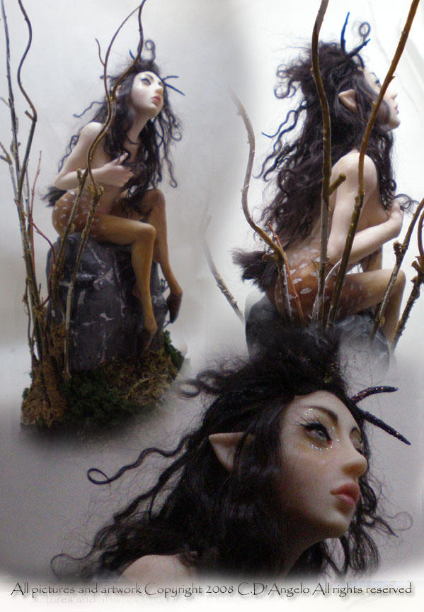 The Fawn by cdlitestudio