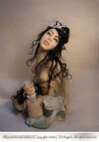 A Mermaids Treasure by cdlitestudio