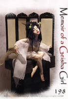 Memoir of a Geisha Girl by cdlitestudio