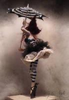 My Broken Doll A by cdlitestudio