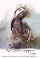 Ballerina B by cdlitestudio