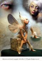 Moth Fairy more details by cdlitestudio