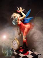 The White Rabbit lolita A by cdlitestudio