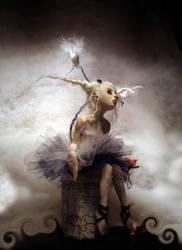 Ballerina Doves D by cdlitestudio