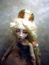 Rapunzel Ball jointed doll BBB by cdlitestudio