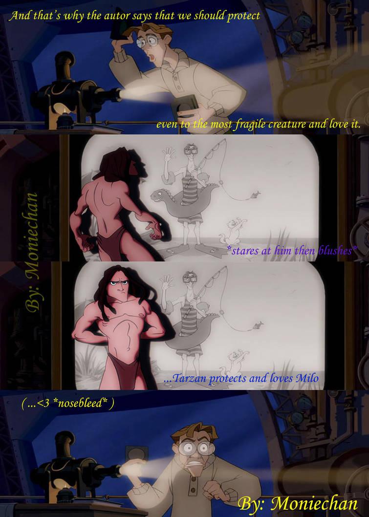 Tarzan x 3