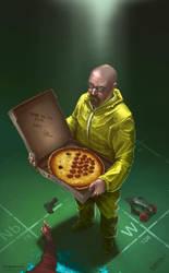 Walter White by radiationboyy