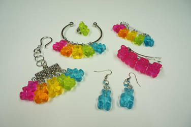 GummiJewelry Full Set by KChampeny