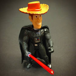 Darth Woody by KChampeny