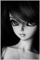 Portrait - Zaira by accusingsaturn