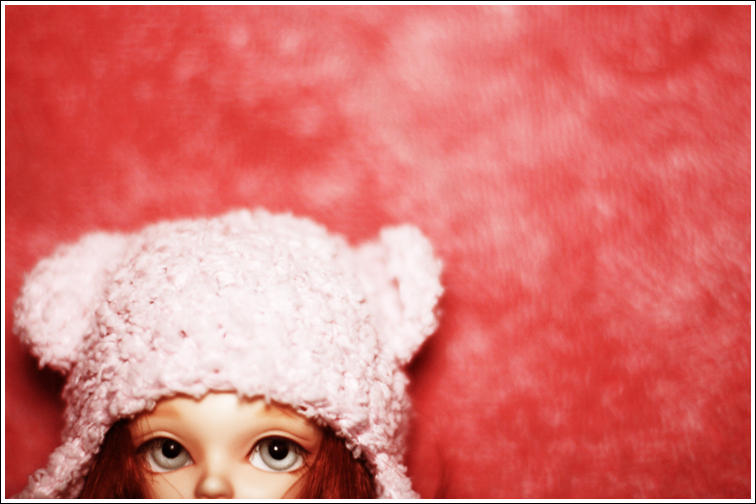 Tiny Bear by accusingsaturn