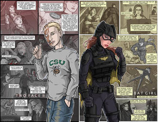 The Dark Knight Trilogy Epilogue: The Gordons by kinjamin