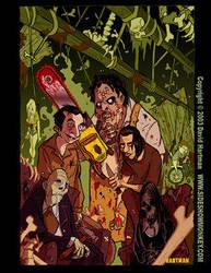 TEXAS BLOOD by David Hartman by TXChainsawMassacre