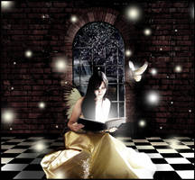 Faery Dreams III by thatcraftychick