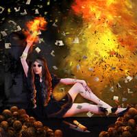 Delphi Burns by thatcraftychick
