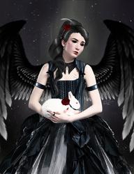 Lady Death by thatcraftychick
