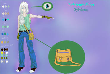 [Request] Sylvhem Reference Sheet by Alfatina
