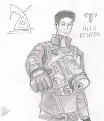 Alex Denton Step 2 by Burkle