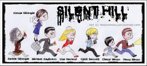 Silent Hill 1 ++ Casting ++ by marikimaru