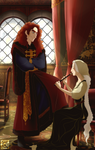 The King and His Maid [2017 edit] by Chrissyissypoo19