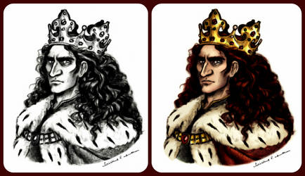 King Kazimierz V...Naturalistic Attempt by Chrissyissypoo19