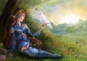 A Dream by Ines92