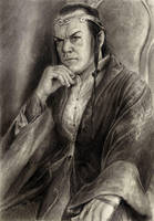 Elrond by Ines92
