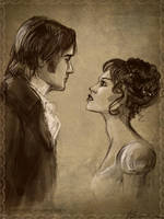 Pride and Prejudice by Ines92