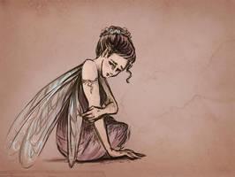 Broken wings by Ines92