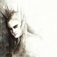 Thranduil by Ines92