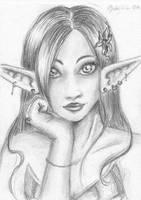 Elf by Ines92