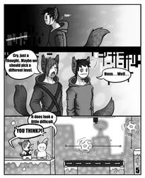 PewdieCry Doujin page 5 by 13OukaMocha13