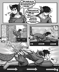 PewdieCry Doujin page 6 by 13OukaMocha13
