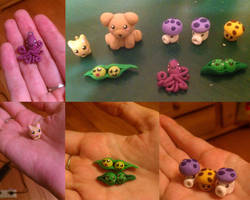 Clay Creations by Kimmyo801