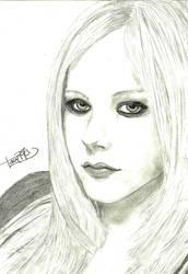 Avril Lavigne by rorudehentai