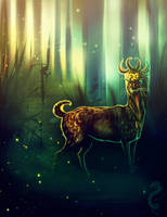 Whispers of the Forest by CobraVenom