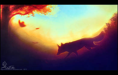 Hopeless Wanderer by CobraVenom
