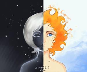 Luna y Sol by Kplmr