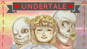 - UNDERTALE - by Lily-Jelly-Bee