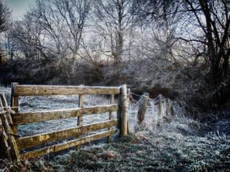 frozen time by Weissglut