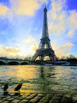 Good morning... from Paris!    by Monomakh