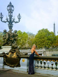 Parisian beauty!  by Monomakh